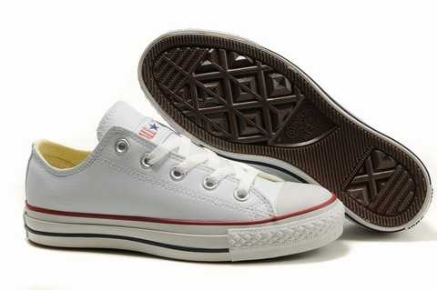 converse noir intersport