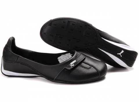 chaussure puma femme avec ruban